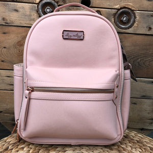 Mini sac à couches (sac à dos) - Rose-Itzy Ritzy-Boutique Béluga