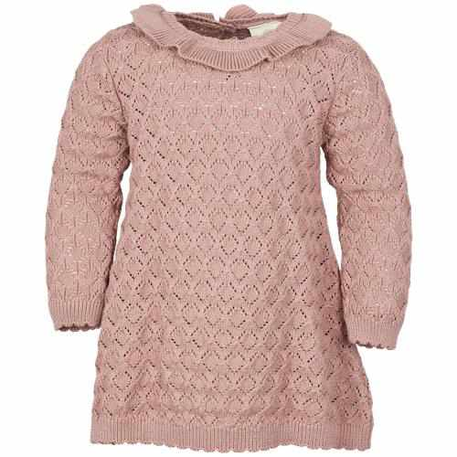Robe à collet - rose-enfant-Boutique Béluga