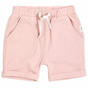 Short rose en coton-Miles Baby-Boutique Béluga