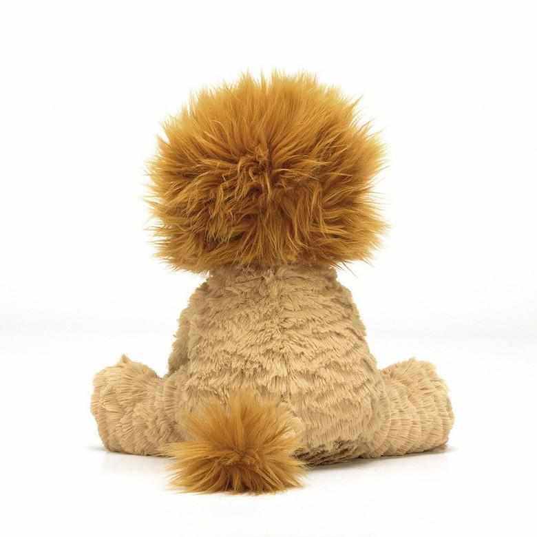 Toutou - Lion Fluffy-Jellycat-Boutique Béluga