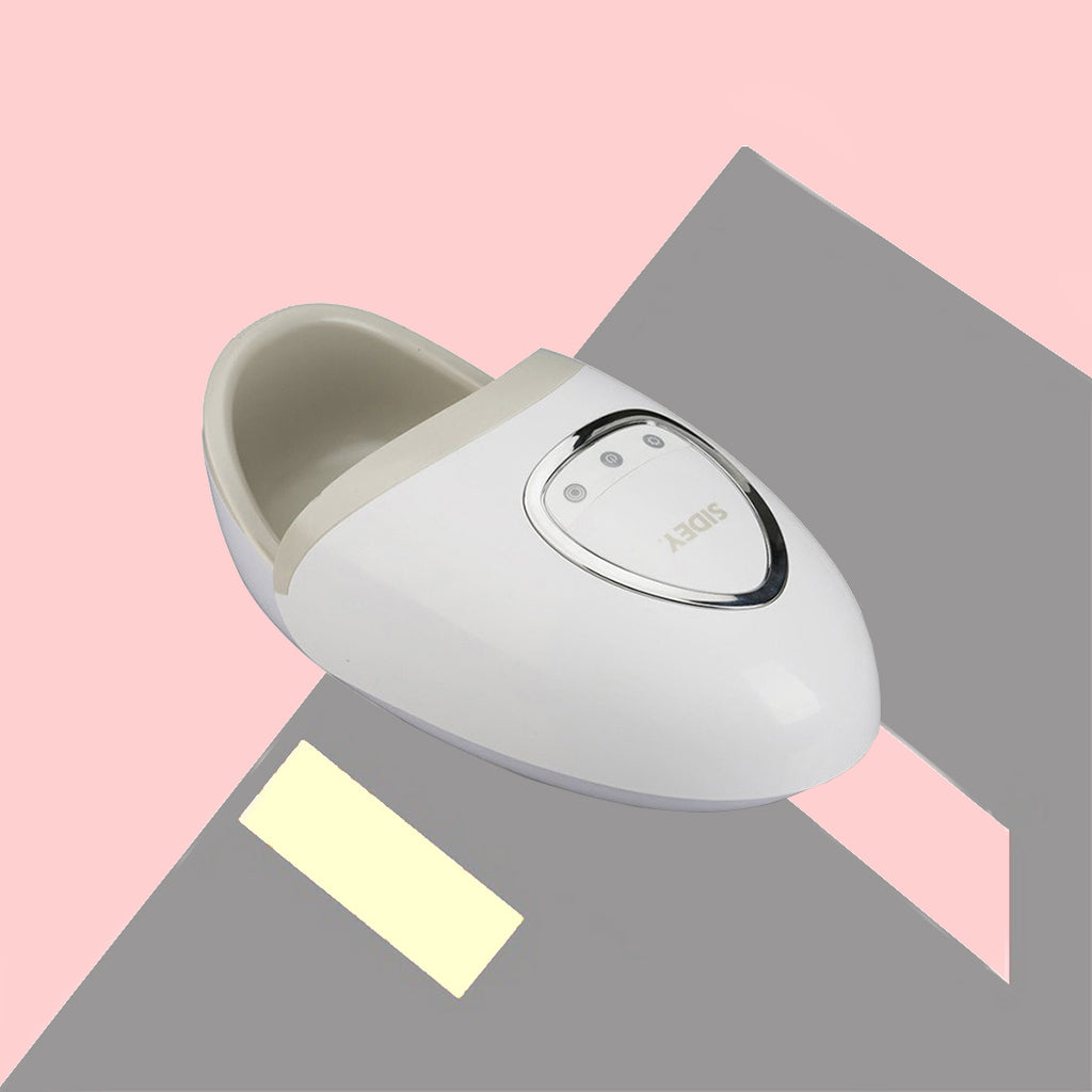 LED Therapy Feet Care