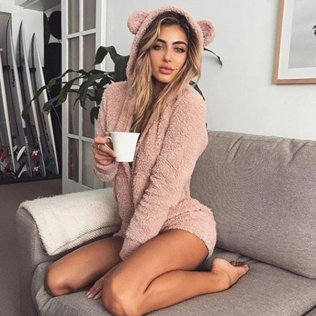Rest and Relax Cozy Bodysuit