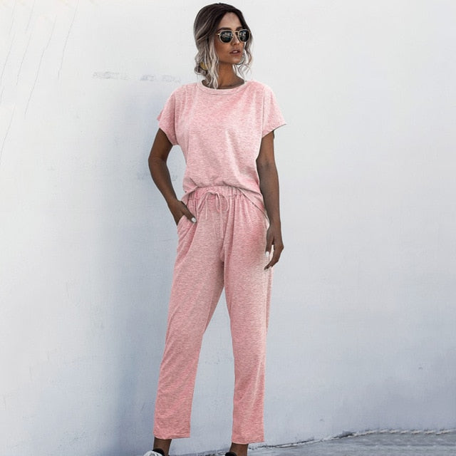 Hermosa Casual Lounge Wear set