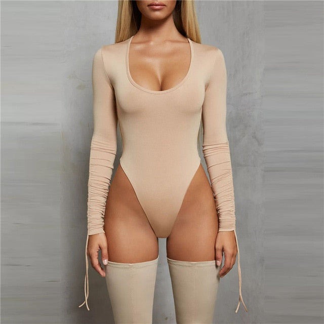 Bodycon Babe Bodysuit