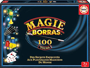 MAGIE BORRAS 100 TOURS