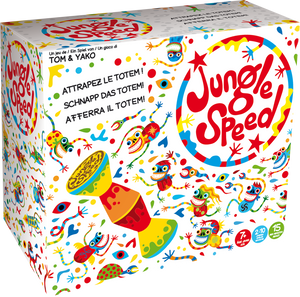 JUNGLE SPEED REFRESH