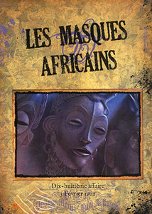 Sherlock Holmes Les Masques Africains Extension