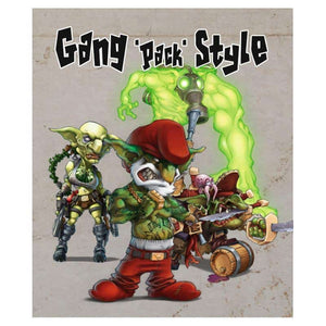 Gob'Z'Heroes Gang Pack Style 4 Figurines