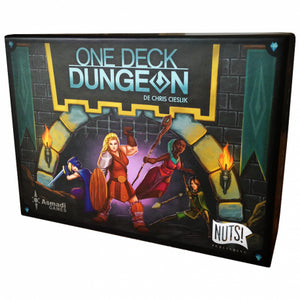 One Deck Dungeon