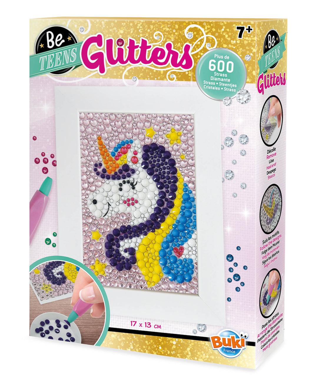 Be Teens Glitters Licorne