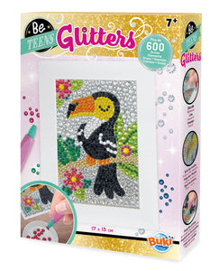 Be Teens Glitters Toucan