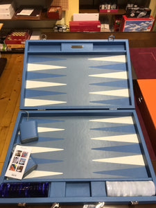 Backgammon Competition Buffle Int. Cuir
