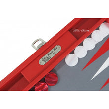 Charger l'image dans la galerie, Backgammon Basile Medium Rouge