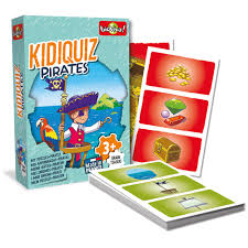 Kidiquiz - Pirates