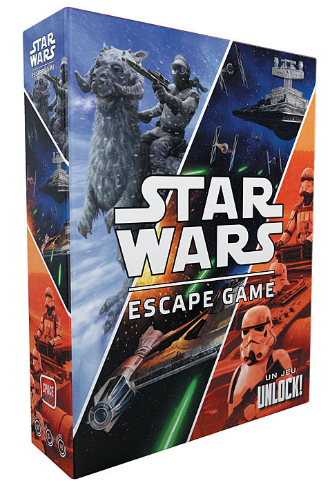Unlock Star Wars Escape Adventures