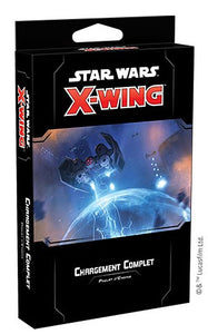 Sw X-Wing 2.0 Chargement Complet Paquet D'Engins