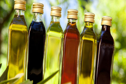 Cooking Oils Vinegar and Sauces