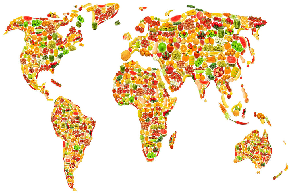 Grocery From Around the World