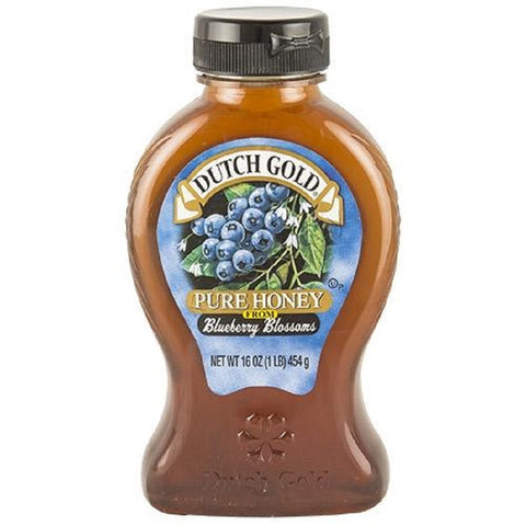 Dutch Gold Blueberry Honey 454g - Yabanmersini Bali