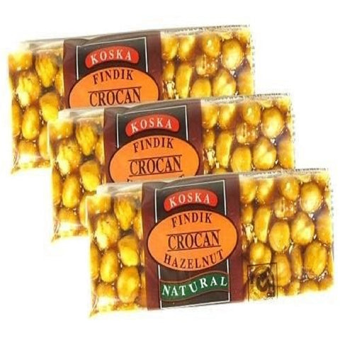 Hazelnut Snack Bar - 3 x 1.6oz (3 x 50g)