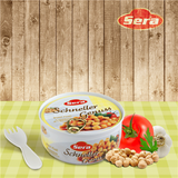 Sera Fasulye Pilaki / Cooked White Beans in Sauce (Ready Food) - 320 gr