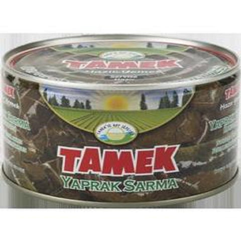 Tamek Yaprak Sarma / Stuffed Grape Leaves - 425 ml