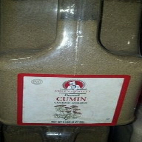 Chef's Quality Ground Cumin 5 LB