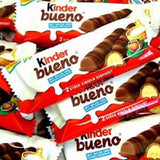 Kinder Bueno - Ferrero Kinder Chocolates - Box of 30 pcs