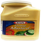 Kraft Dressing, Honey Mustard, 4 Count, 1 Gallon