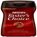 Nescafe Taster's Choice Instant Coffee 7 oz (Pack of 12)