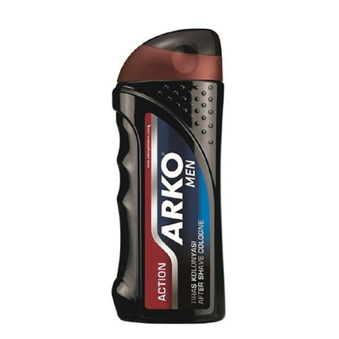 Arko Aftershave Cologne, Action, 8.4 Ounce