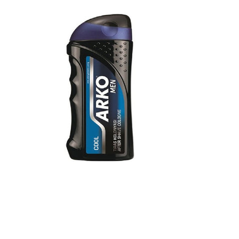 Arko Aftershave Cologne, Cool, 8.4 Ounce