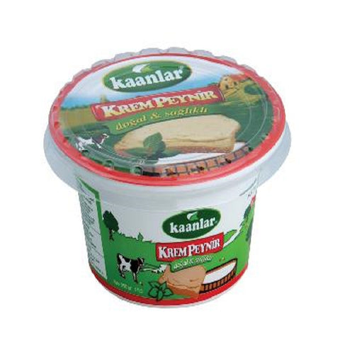 Kaanlar Krem Peyniri / Cream Cheese - 500 gr