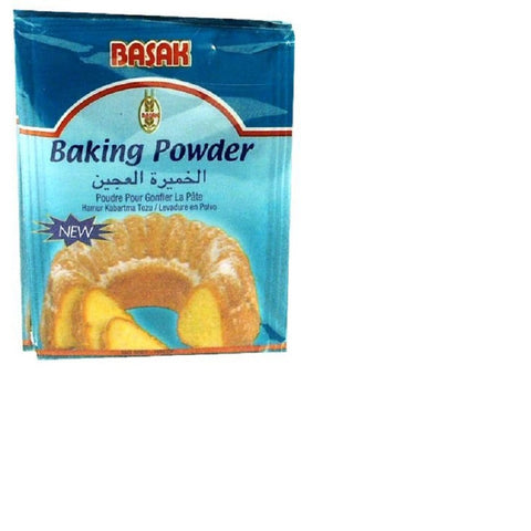 Baking Powder - 5 x 10g