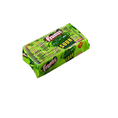 Frunas Sour Green Apple 48 Pack