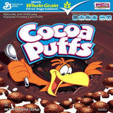 Cocoa Puffs, 11.8-Ounce Boxes (Pack of 6)