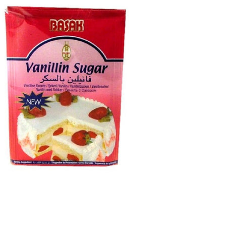 Baking Powder - 5 x 5g- Vanilin
