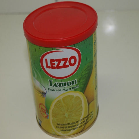 LEZZO LEMON FLAVOURED INSTANT DRINK 700 g - LIMON TOZU