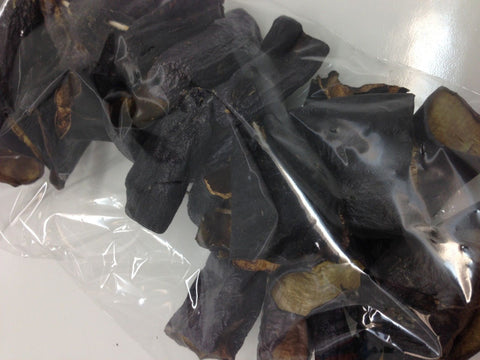 Dried Eggplant for Dolma,Sarma,Turkish Kurutulmus Patlican, 50 pcs,