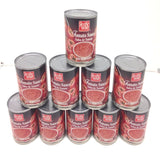 Red & White Pasta Sauce, Salse de Tomate, 10 Pack