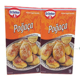 Dr. Oetker Pogaca, 26 Pcs, 500 g, Turkish, 2 Packs