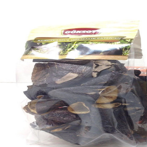 Dried Eggplant for Dolma,Sarma,Turkish Kurutulmus Patlican Around 25 pcs