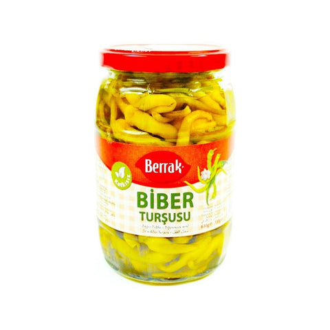 Berrak Pepper Pickles - 1.5lb