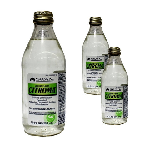 Swan Citroma Lemony Citrate of Magnesia 10 oz