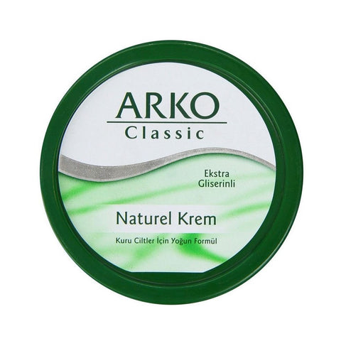 Arko Classic Natural Cream 150ml