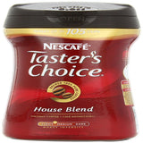Taster's Choice Instant House Blend Coffee, 7 Ounce Canisters (Pack of 3)