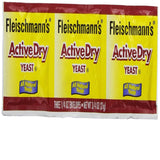 Fleischmann's Yeast, Active, Dry, 0.75-Ounce Packet (Pack of 9)