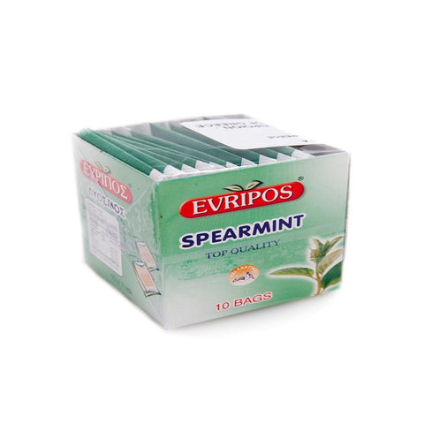 Evripos Spearmint Tea