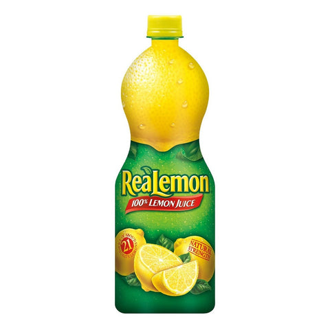 ReaLemon 100% From Concentrate Lemon Juice 32 oz