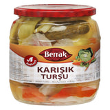 Berrak Karisik Tursu / Mixed Pickles - 700 gr